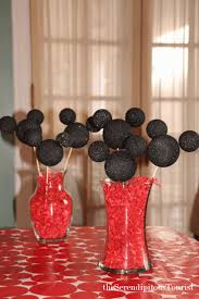 Mickey Mouse Bathroom Decorating Ideas by Top 25 Best Mickey Mouse Decorations Ideas On Pinterest Mickey