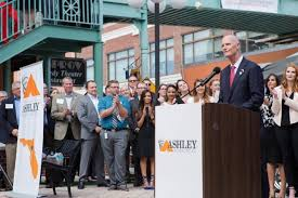 Ashley Furniture Industries Inc Held A Grand Opening For The Companys New Global Retail Ecommerce Offices Facility Has Already Created 40 Jobs