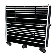 Tool Vault Elite Drawer Cabinet With Top Chest Drawers Black Storage ...