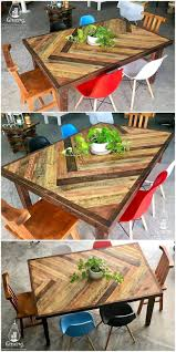 50 Amazing DIY Ideas For Wood Pallet Repurposing | Wooden Pallet ... 30 Plus Impressive Pallet Wood Fniture Designs And Ideas Fancy Natural Stylish Ding Table 50 Wonderful And Tutorials Decor Inspiring Room Looks Elegant With Marvellous Design Building Outdoor For Cover 8 Amazing Diy Projects To Repurpose Pallets Doing Work 22 Exotic Liveedge Tables You Must See Elonahecom A 10step Tutorial Hundreds Of Desk 1001 Repurposing Wooden Cheap Easy Made With Old Building Ideas