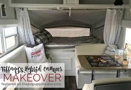 Tiffanys Hybrid Camper Makeover