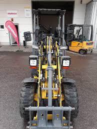 100 Mateco Truck Equipment Wacker Neuson WL20e Wheel Loaders Construction