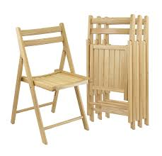 Hercules Padded Folding Chairs by Top 5 Best Wooden Folding Chairs In 2017 Reviews