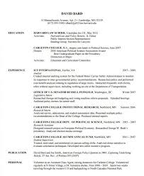Template Resume Examples Word Counsel L Lawyer