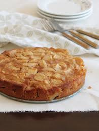 Autumn Comfort Apple Cake