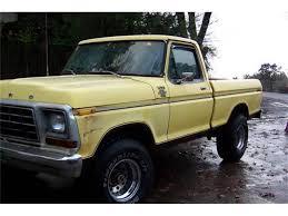 100 1979 Ford Trucks F100 For Sale ClassicCarscom CC1192006