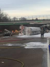 100 Tanker Truck Crash UPDATE Victim Identified In Fatal Rt 24 Crash ABC6 Providence