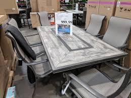 Outdoor Patio Furniture At Costco Roundup - My Wholesale Life Costco Best Groceries Tools Thanksgiving Kitchn Set Of 4 Padded Folding Chairs In S66 Rotherham Restaurant Chairs Whosale Blue Ding Living Room Ymmv Timber Ridge Camp On Clearance Folding Card Table And Information Sco Lifetime 57 X 72 Wframe Pnic Broyhill Lenoir 5piece Counter Height Details About 5 And Black Game Party New Kids With Lime 6 Foot Adjustable Fold In Half 8 White Amateur Comparison Vs Walmart Mainstay