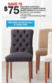 Target Threshold Dining Room Chairs by Target U0027s Best Weekly Deals 11 17 11 23 Freebies2deals