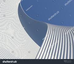 100 Architectural Modern Design Creative Curves Fantastic Stock