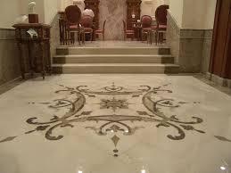 interior floors vitrified tiles flooring or marble flooring
