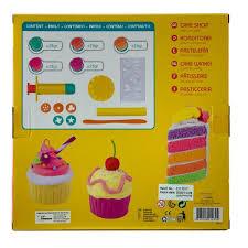 crea dough cake shop knete kinderknete set kuchen ebay