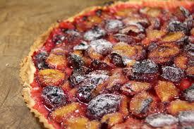 dessert aux quetsches recette recette chaudé grosse tarte aux prunes