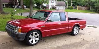 3rotor 1994 Mazda B-Series Extended Cab Specs, Photos, Modification ...