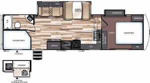 2016 5th Wheel Toy Hauler Floor Plans by New Or Used Fifth Wheel Campers For Sale Rvs Near Charleston