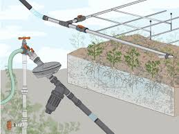 Drip Irrigation Basics | Make: How To Install A Sprinkler System With Pictures Wikihow Best Garden And Backyard Waterfalls Design Ideas Home This Idolza Fire Decorations Inspiring Top Howtos Diy To An Irrigation At Designing For Home Irrigation Design Designing Drip Wikipedia Residential Grey Water Systems For Use Flotender Planning Your Youtube Plan Your The Orbit Vegetable The Ipirations
