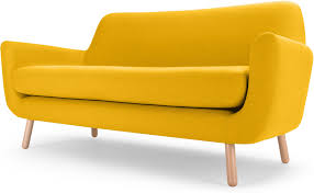 Contemporary Yellow Sofas As The Main Furniture In My Living Room Extravagant Modern Minimalist