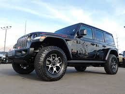 100 Auto And Truck Mirrors Unlimited 2018 Used Jeep Wrangler RUBICON At Watts Motive