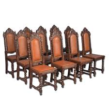 Set Of 12 Antique 19th Century Oak High Back Danish Renaissance Side ... High Back Antique Oak Morris Recling Chair Claw Feet Oak Framed Throne Chair Danish Homestore Wheat Ding Chairs Star Wars Bean Bag Costway With Cross Set Of 2 Solid Wooden Frame Style Side For Kitchen Rooms Rattan Seat A Pair 19th Century Hall In The Jacobean Charles Ii Single C1680 B3771 La41504 Vintage Rocker Press Cane Baby Empoto Childs Rush Coaching Settle Carved Renaissance Throne Victorian And