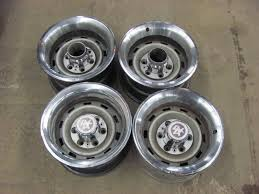 SET OF 15X8 Chevy Truck 4X4 Rally Wheels W/ Trim Blazer K10 ... 1949 Classic Chevy Truck Steel Wheels Tires Part 1 Akh Vintage 1956 8 X 175 Lug Oem Napco Style Muscle Cars Pinterest Replica Wheels Hot Custom 62 Lot 3 With Surf Board Lifted Chevy Silverado With 20 Fuel Wheels Silverado Sierra Fuel Authorized Dealer Of Rims Within In 6 Beautiful By Black Rhino 2005 2500 Inch 8lug Magazine 1953 On New And Tires Working Stance 50s 80mm 2006 Newsletter Ctennial Edition 100 Years Of Trucks Chevrolet