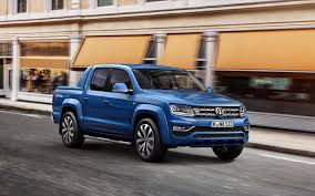 2017 Volkswagen Amarok Is Midsize Lux Truck We Can't Have