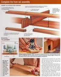 Drop Front Writing Desk by Build Writing Desk U2022 Woodarchivist