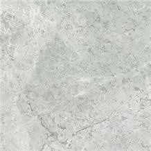 Arctic Silver Limestone Tiles Slabs White Turkey Flooring