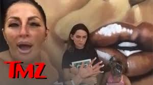 mob wives big ang sister fights to keep her mural up tmz youtube