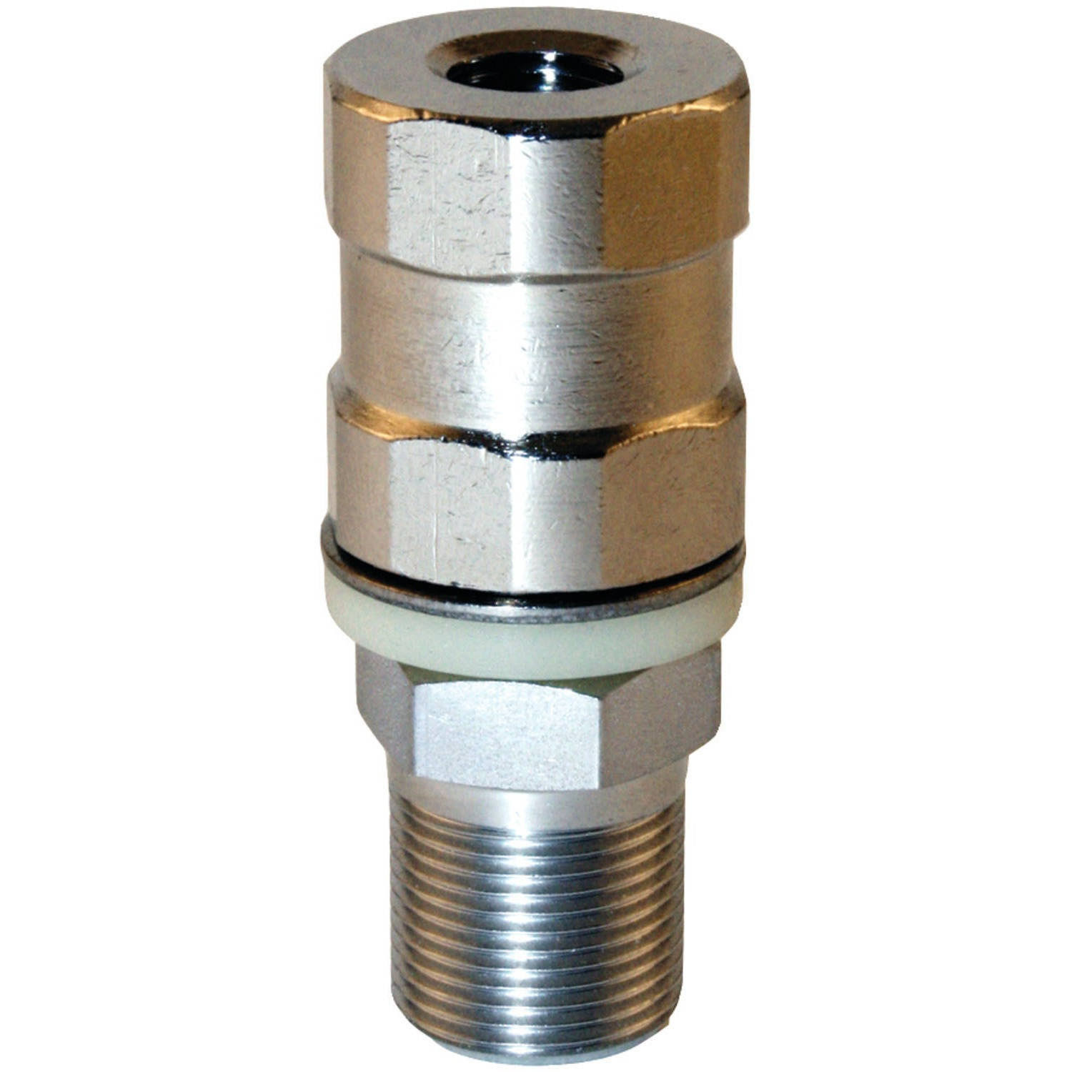 "Tram 208 Super-duty CB Stud So-239 All Thread and Contact Pin - 3/8"" x 24T"