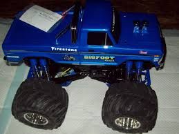 AWESOME TAMIYA SUPER CLOD BUSTER,BIGFOOT,BRAND NEW WITH RADIO ...