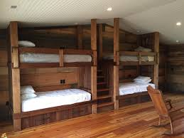 Jeromes Bunk Beds by Walnut And Oak Bunk Beds Woodworking
