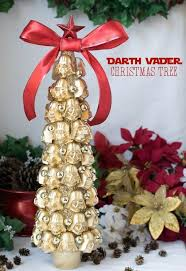 Darth Vader Christmas Tree Topper by Darth Vader Christmas Ornament Photo Album Christmas Tree