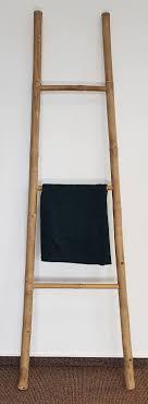 handtuchständer bambus handtuchhalter badezimmer
