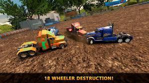 18 Wheeler Truck Crash Derby APK Download - Gratis Simulasi ...