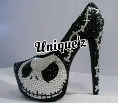 buy hand crafted nightmare before christmas heels jack