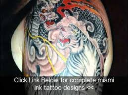 Miami Ink Tattoo Gallery UPDATED 2013