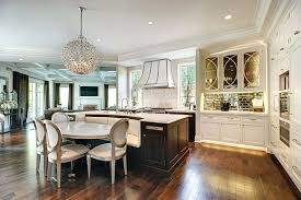 Kitchen Island With Built In Seating Bench