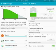 Galaxy Note 5 battery percentage changes randomly other power