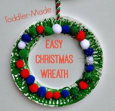 Crafts For Kids To Make Easy Wreath Toddlers Craft Beer Festival Ottawa Ages 8 12 Pinterest