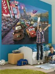 disney cars led light up canvas wall about 8 75 just for