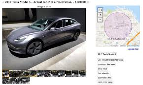 A Tesla Model 3 Is Listed For Sale At $120,000? - Electrek Craigslist Ma Cars By Owner Searchthewd5org Gabrielli Truck Sales 10 Locations In The Greater New York Area Somebody Buy This Ridiculous Cadillac Deville Barbecue Smoker Craigslist Crapshoot Hooniverse Shuts Down Personals Section After Congress Passes Bill Boston Ma Used Cars Local Dealers And For Sale Owner Car Rentals Turo Pensacola Florida Trucks Project Hell Go Straight8 To Boy Edition 35 Studebaker Honda Dealer Of 2014 Chevrolet Silverado 1500 Overview Cargurus By Vase Rtimagesorg