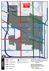 100 Truck Route Map Develop Calumet City Illinois Transportation