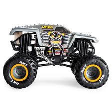 100 Max D Monster Truck Spin Master Jam Jam Official