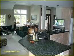 Open Concept Living Room Dining Kitchen Floor Plan Elegant Inspirational