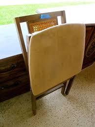 Stakmore Folding Chairs Vintage by Rummage Sale Refurbishing U0026 Repurposing Ideas Homejelly