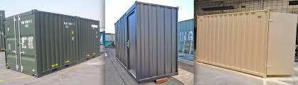 100 Storage Container Conversions Bespoke Conversion Sizes Sales Lion