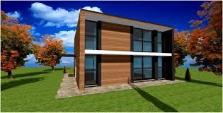maison en cube moderne cube plan maison architecte constructeur cubique maisons bois