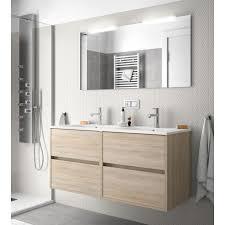 badmöbel set badezimmer möbel 120 cm hänge eichen caledonia mit waschtisch und spiegel