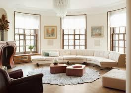 wunderschöne vorschläge für ein halbrundes sofa archzine net