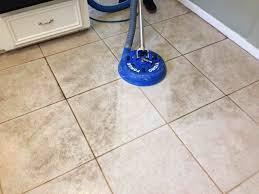 best way to clean tile floors with vinegar